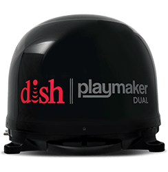 DISH Playmaker Dual - Outdoor TV - Flemingsburg, KY - Dish Country Inc. - DISH Authorized Retailer