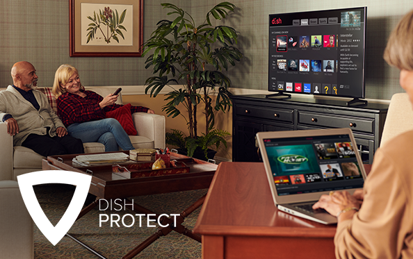 Get DISH Protect from Dish Country Inc. in Flemingsburg, KY