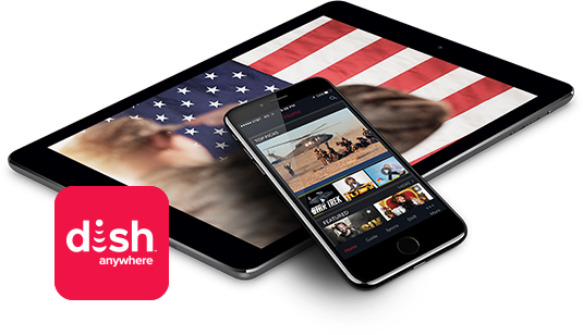 DISH Anywhere from Dish Country Inc. in Flemingsburg, KY - A DISH Authorized Retailer